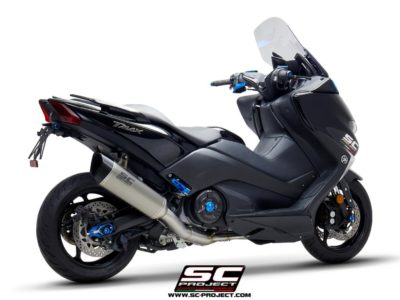 SC-PROJECT FULL SYSTEM EXHAUST - YAMAHA TMAX 630